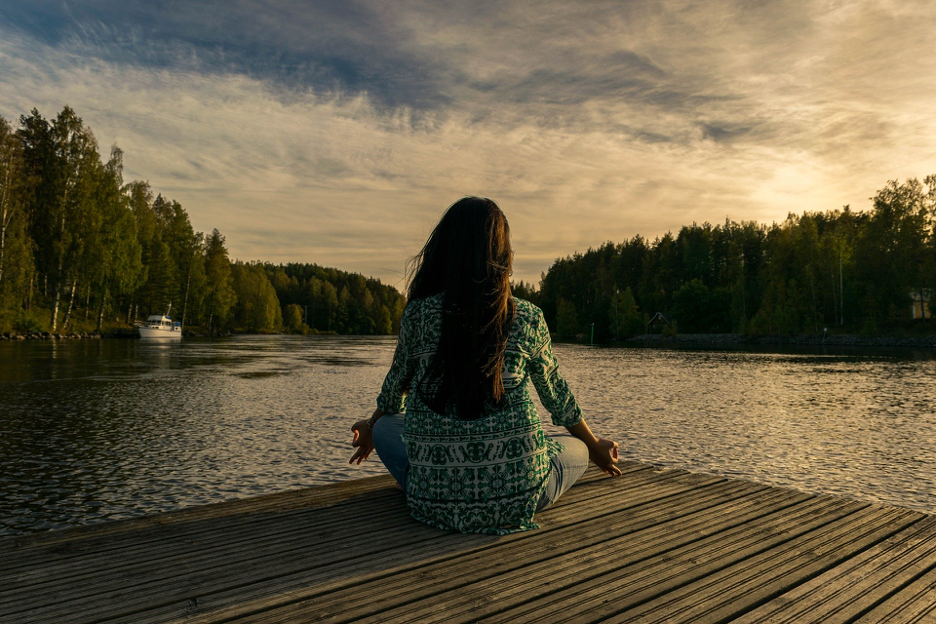 Use The Ancient Power Of Meditation To Handle Intense Urges